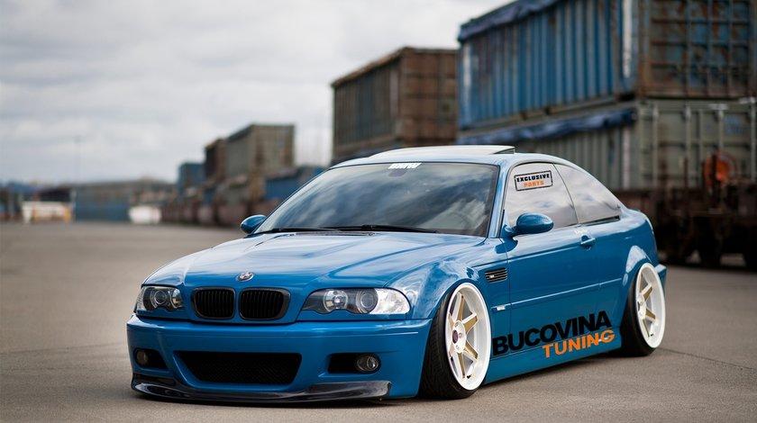 SUSPENSIE SPORT REGLABILA JOM BMW SERIA 3 E46 (98-04)