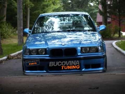 SUSPENSIE SPORT REGLABILA PE INALTIME SI DURITATE BMW SERIA 3 E36 (92-99)