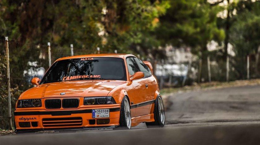Suspensie Sport reglabila pe inaltime si duritate BMW E36 seria 3