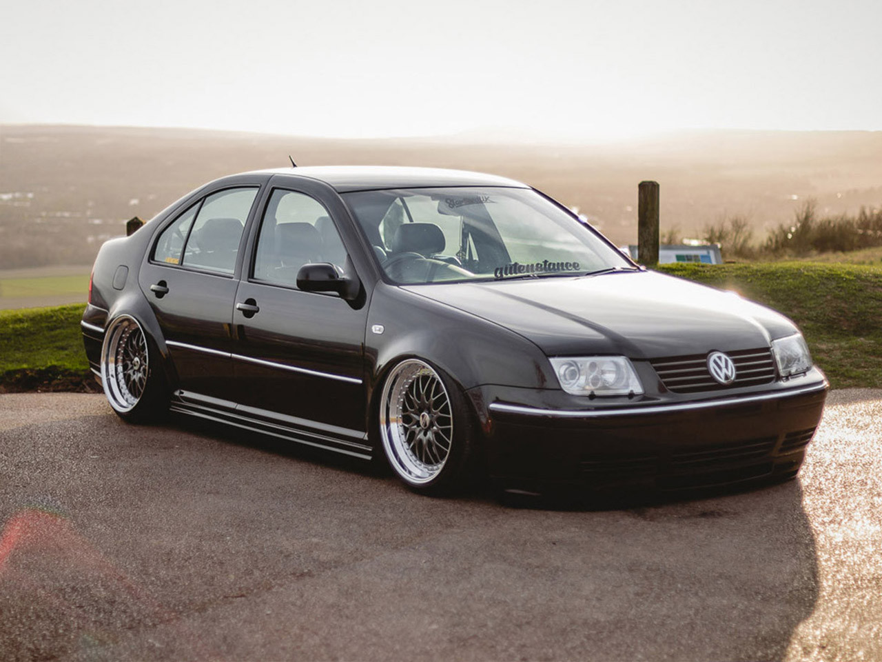 Suspensie Sport reglabila VW Bora (98-05)