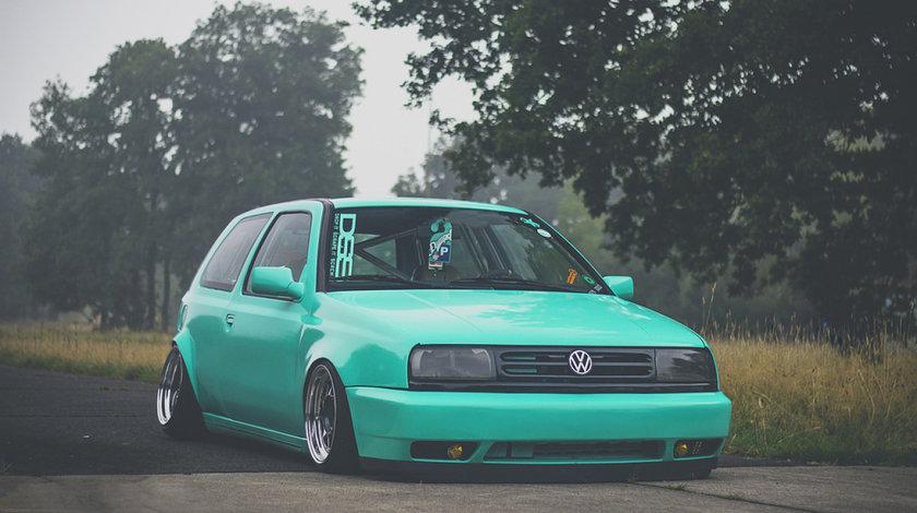 Suspensie Sport reglabila VW Golf 3 (91-98)