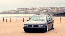 Suspensie sport reglabila VW Golf 4
