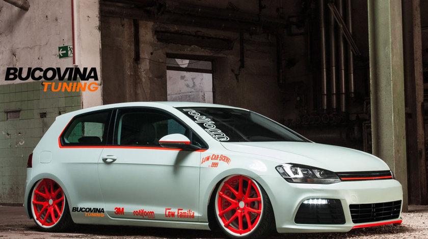 SUSPENSIE SPORT REGLABILA VW GOLF 7 (DUPA 2012)