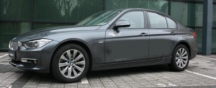 Suspensie VOGTLAND pentru BMW Seria 3