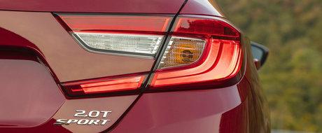 Sute de imagini noi cu Honda Accord. Masina japoneza ofera acum o cutie cu 10 trepte si motorul lui Civic Type R