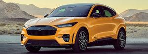 SUV-ul inspirat de Mustang a primit o noua versiune de performanta. Ford a publicat acum toate detaliile oficiale