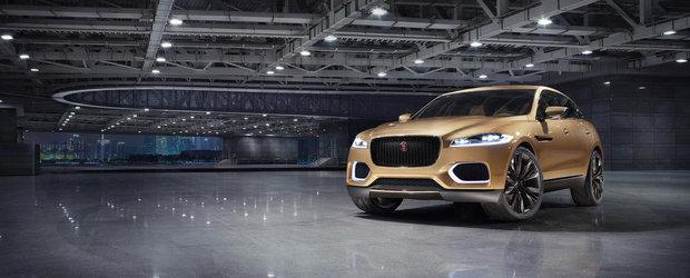 SUV-ul Jaguar primeste o noua infatisare Guangzhou Motor Show