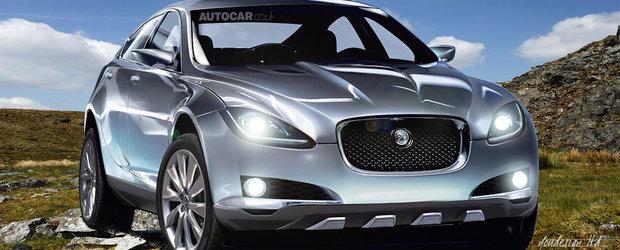 SUV-ul Jaguar va fi lansat in 2016