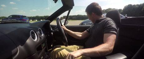SUV-ul pe care nu-l vrei langa tine la semafor. O avea el motor diesel, insa accelereaza ca nebunul.