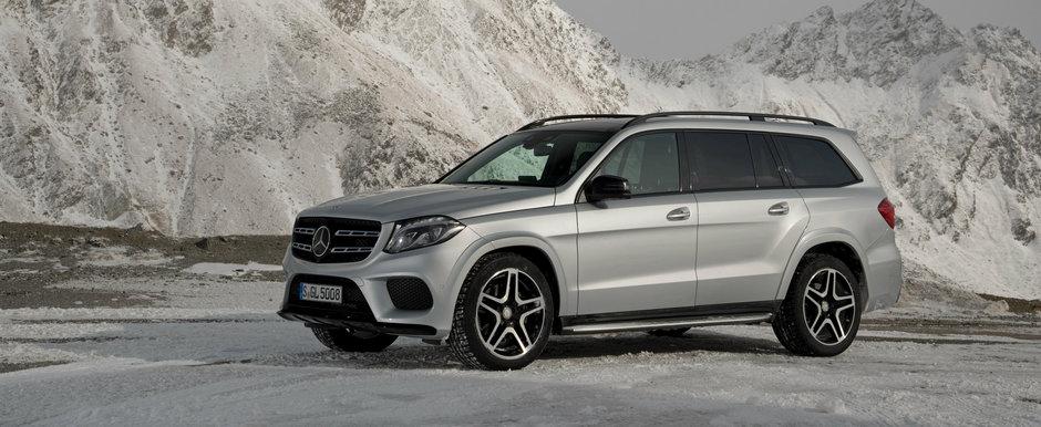 SUV-ul rege de la Mercedes primeste in 2019 o noua generatie. Ce noutati majore aduce ea