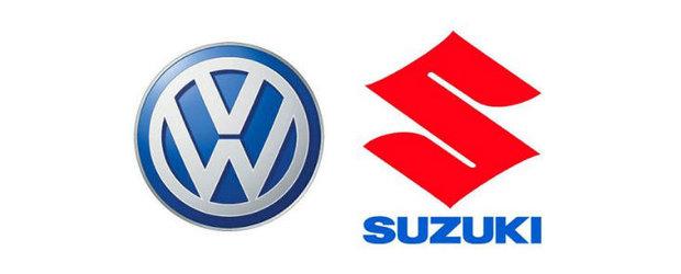Suzuki apeleaza la un tribunal international pentru a scapa de parteneriatul cu Volkswagen