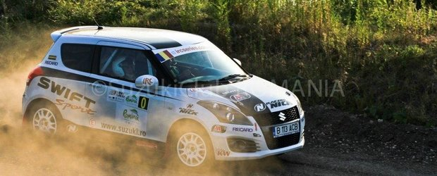 Suzuki de Grupa N realizat de Racing Nick
