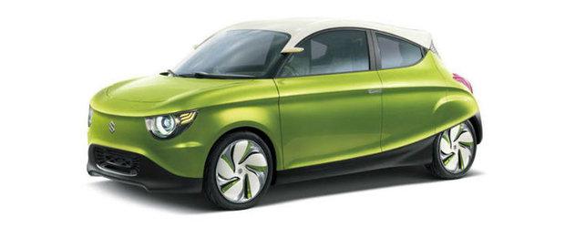 Suzuki G70, expus la Salonul Auto de la Geneva