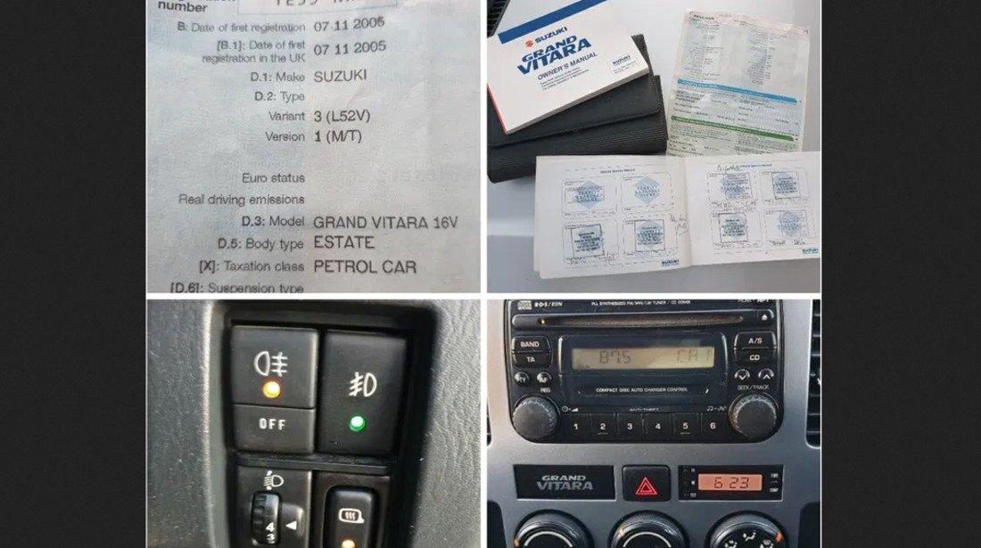 Suzuki Grand Vitara 2.0 Benzina Clima 2005