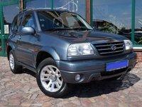 Suzuki Grand Vitara 2.0TD Limited Edition 109CP 2005