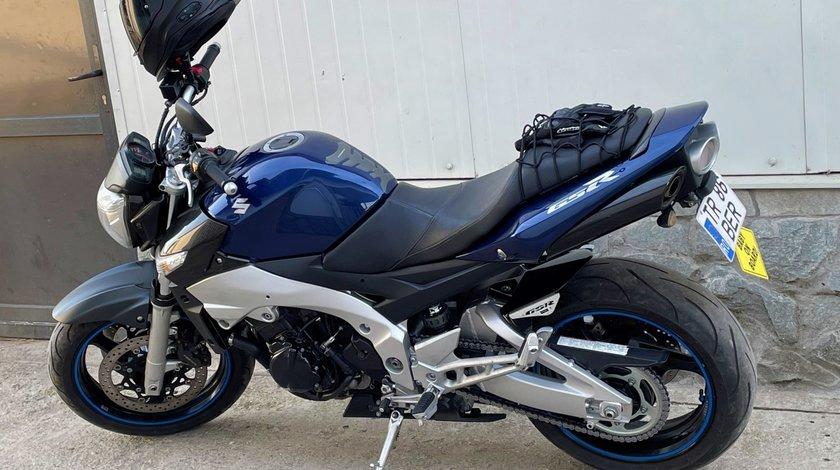 Suzuki GSR 600, 2006, 100cp, Recent adusa si inmatriculata
