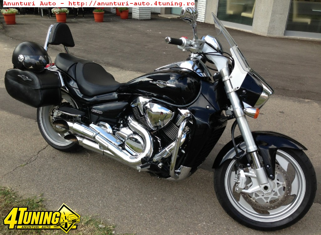 suzuki intruder 1800 cmc m1800r 162543. Black Bedroom Furniture Sets. Home Design Ideas
