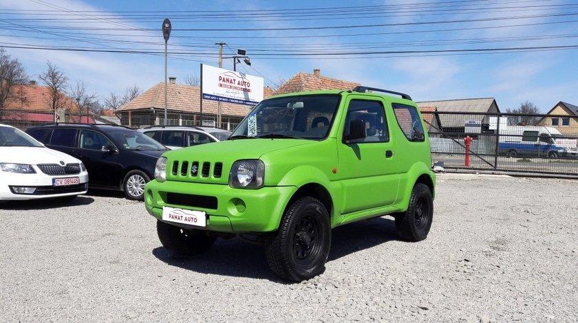Suzuki Jimny 1.3 2005