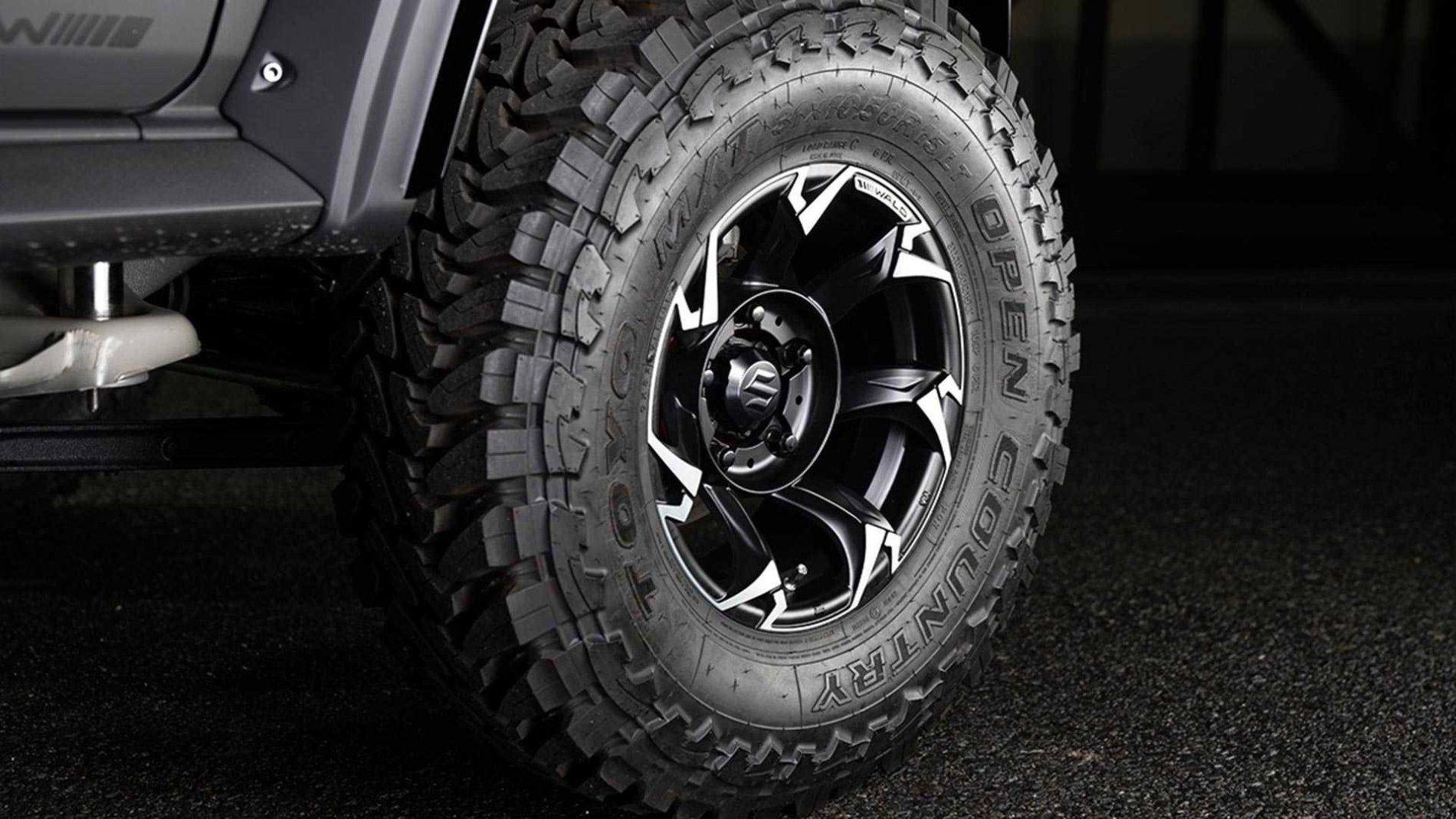 Suzuki Jimny Black Bison Edition - Suzuki Jimny Black Bison Edition