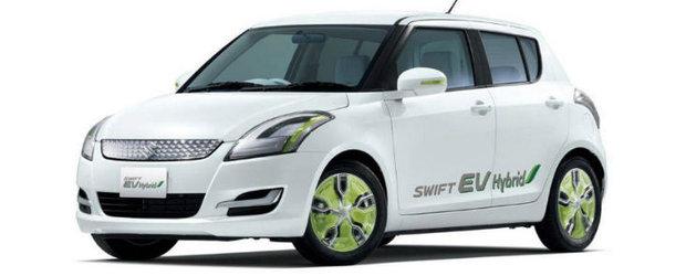 Suzuki la Salonul Auto de la Geneva 2012