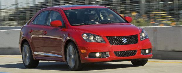 Suzuki nu va avea stand la saloanele auto de la Los Angeles si Detroit