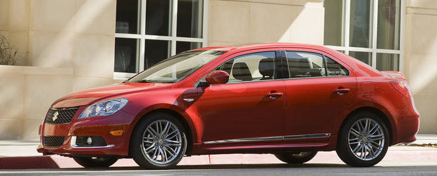 Suzuki se retrage de pe piata americana