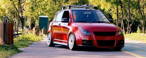 Suzuki Swift BSB Stance by RollHard.net