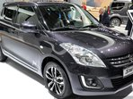 Suzuki Swift Violet Edition