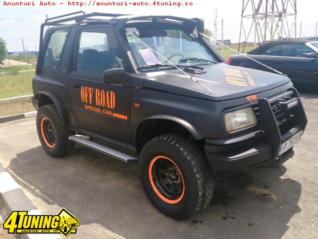 Suzuki Vitara Offroad Modificata 98266