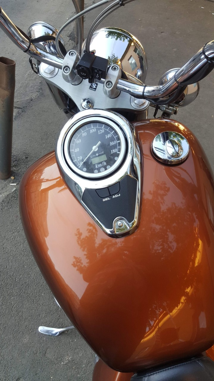 Suzuki VL800 Volusia