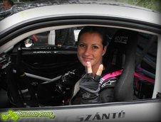 Szanto Nikolett vine la Drift Grand Prix of Romania