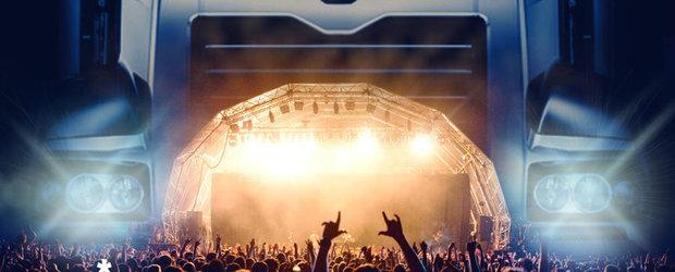 T-Festival 2016 - Cel mai mare festival din Europa de Sud-Est dedicat camioanelor, motocicletelor si muzicii tribut