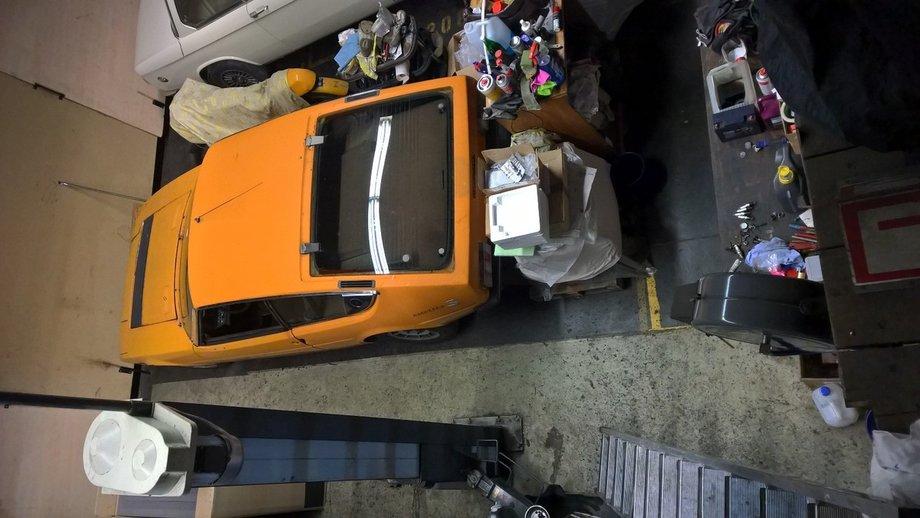 Talbot Horizon Matra Bagheera S