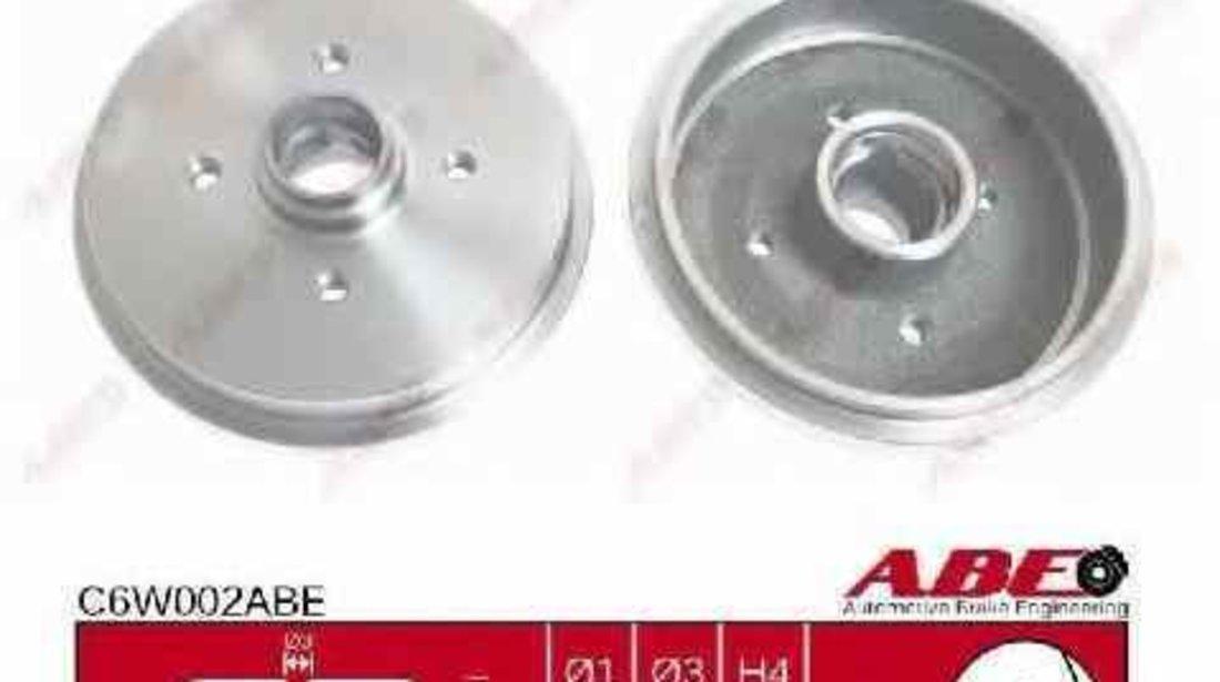 Tambur frana AUDI 80 80 82 B1 ABE C6W002ABE