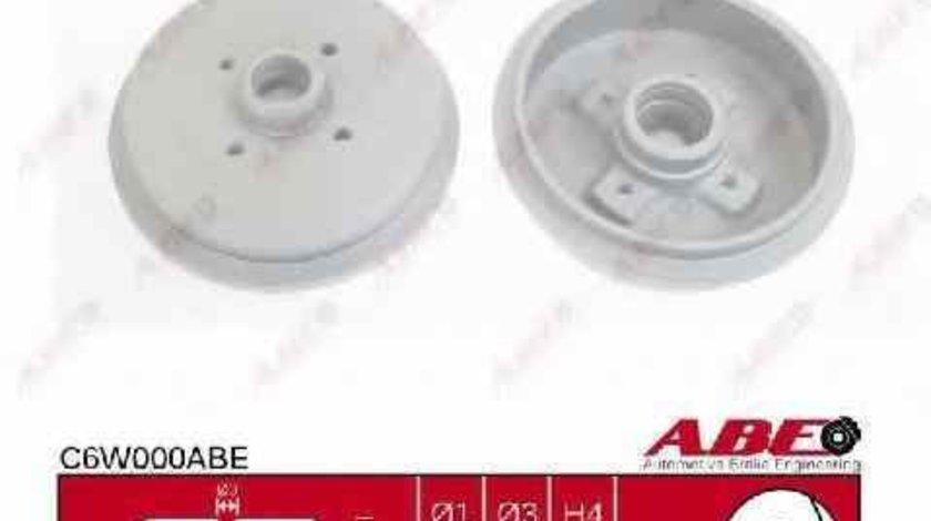 Tambur frana AUDI 80 81 85 B2 ABE C6W000ABE