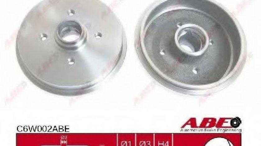 Tambur frana SEAT CORDOBA (6K2) (1999 - 2002) ABE C6W002ABE piesa NOUA
