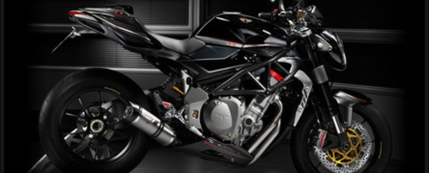 Tamburini Corse T1 sau cat de mult poti stiliza o MV Agusta Brutale