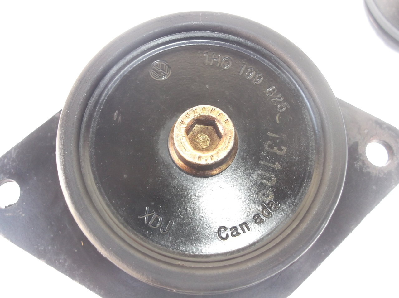 Tampon suport motor vw golf 3