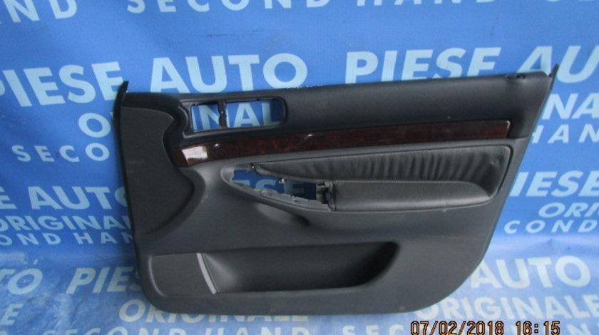 Tapiterie Audi A4 ; 8D1867171C // 8D0867106 (portiere fata)