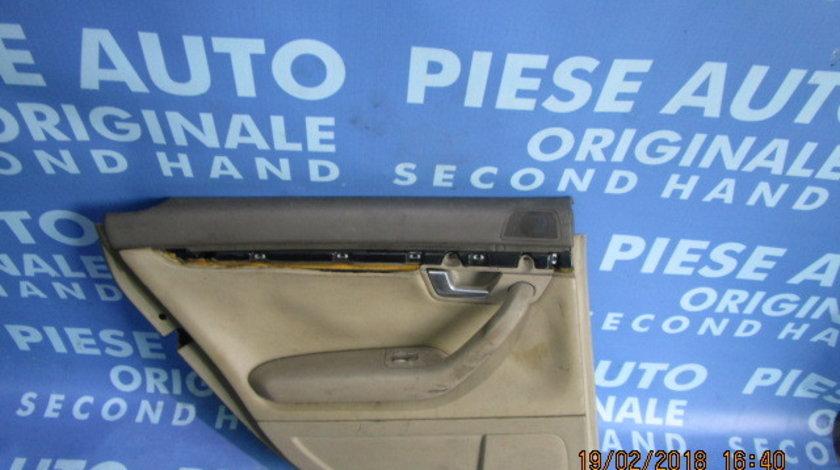 Tapiterie Audi A4 ; 8E0867305 (portiere spate)
