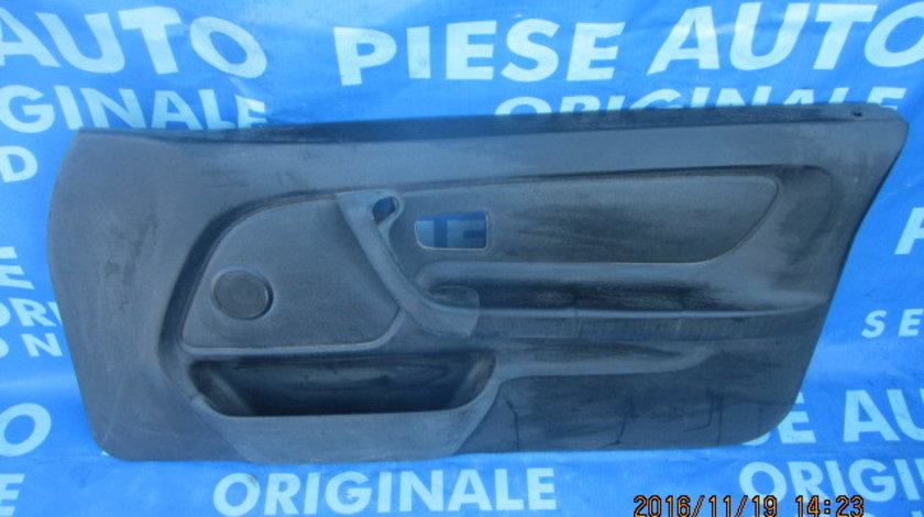 Tapiterie BMW E36ti
