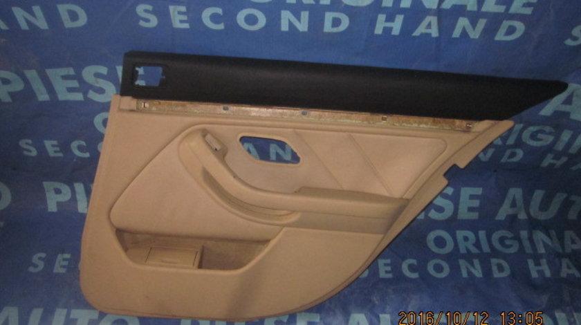 Tapiterie BMW E39 (portiere)