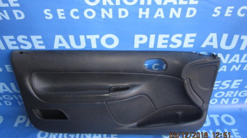 Tapiterie Peugeot 206CC; 9636627680 (portiere fata)