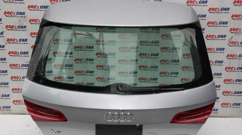 Tapiterie portbagaj Audi A3 8V E-Tron Hatchback model 2017
