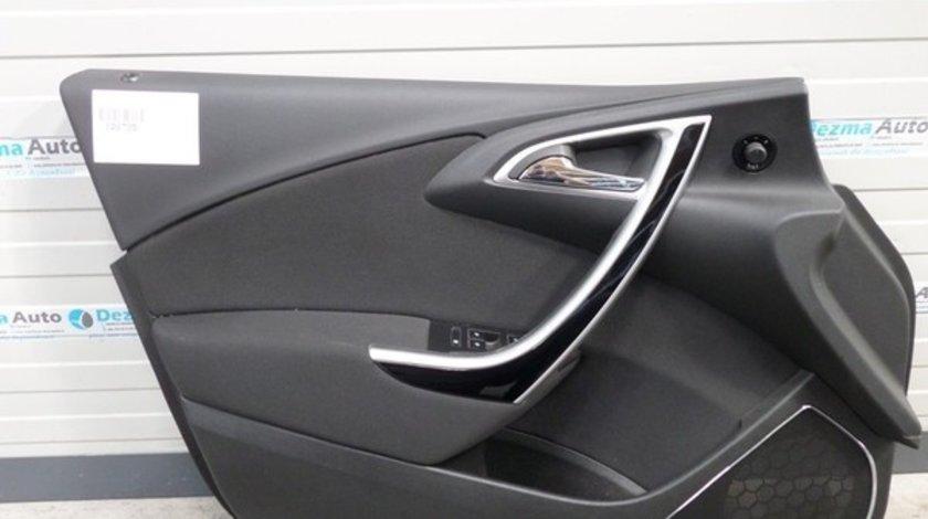 Tapiterie usa stanga fata Opel Astra J