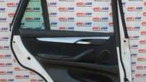 Tapiterie usa stanga spate BMW X5 F15 model 2015