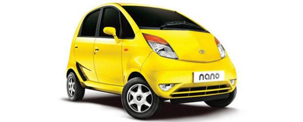 Tata Motors - posibila investitie la Jucu