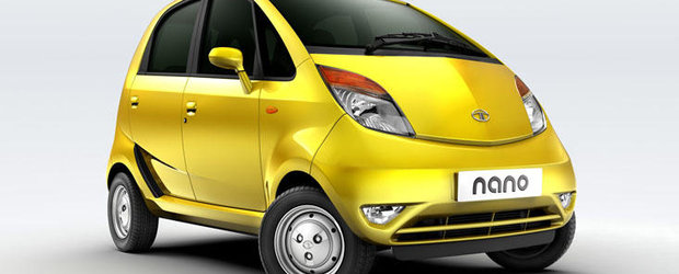 Tata Motors vrea sa produca masini echipate cu motoare cu aer comprimat