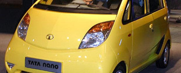 Tata Nano - masina de 2500$
