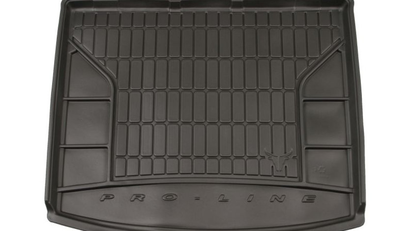 Tavita portbagaj 3D (cauciuc, 1 bucata, negru) JEEP COMPASS S dupa 2017